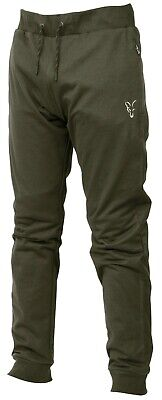 Fox Collection Green Silver Lightweight Jogger *All Sizes* Fishing NEW • 19.99£