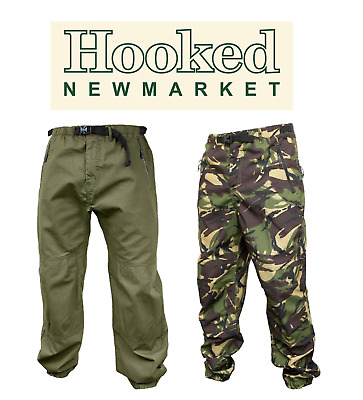 Fortis Elements Carp Fishing Trail Pants - All Sizes  • 49.95£