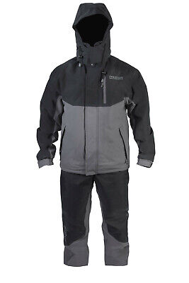 Preston Celsius Thermal Waterproof Suit Black*All Sizes* NEW Coarse Fishing Suit • 124.99£