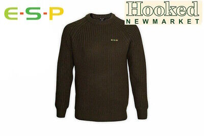 ESP Terry Hearn Heavy Knit Jumper *LIMITED EDITION*  *NEW FOR 2020*   Small-4XL • 39.95£
