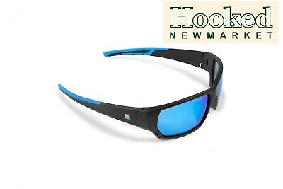 Preston Floater Polarised Sunglasses - Blue Lens *SAME DAY DISPATCH - FREE POST* • 19.99£