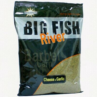 Dynamite Baits Big Fish River Groundbait 1.8kg *All Flavours* Fishing Bait NEW • 8.99£