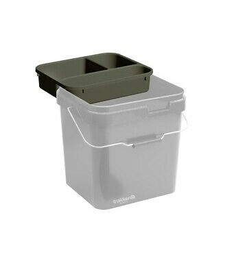 Trakker 17Ltr Heavy Duty Cuvette NEW Carp Fishing Bucket Insert - 216119 • 7.99£