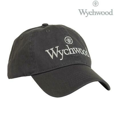 Wychwood Logo Cap Baseball Hat - Sea Coarse Game Fishing • 14.99£