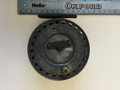 Vintage W.f Homer Fly Fishing Reel The FLICK EM Used Working Condition • 27.50£