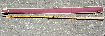 5ft Cane Landing Net Handle. With Quality Sleeve. • 45£