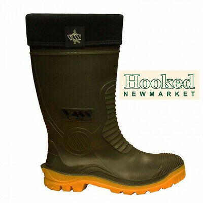 Vass Winter Boot With Removable Neoprene Liner *SAME DAY DISPATCH - FREE P&P* • 42.99£