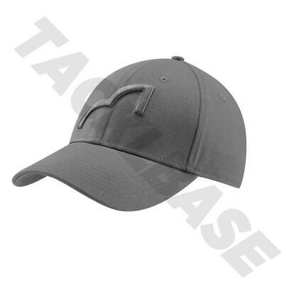 Spotted Fin Logo Grey Baseball Caps Hat New - Carp Coarse Fishing	 • 16.99£