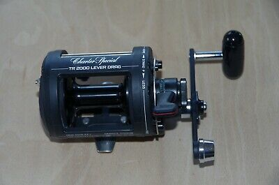 Shimano Charter Special 2000LD Boxed NEVER USED • 62£