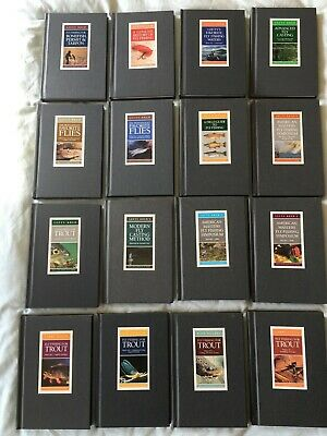 Lefty's Little Library Of Fly Fishing 16 Titles • 40£