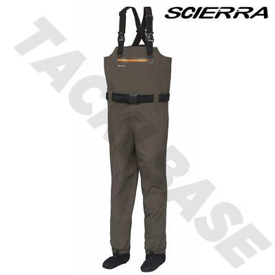 Scierra New Kenai 15000 Stocking Foot Breathable Chest Waders  • 99.95£