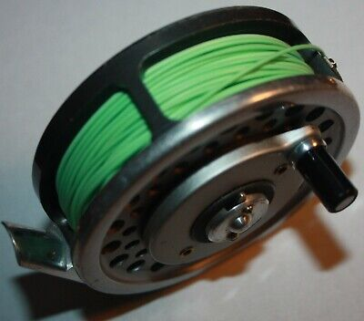 Cased Hardy Marquis 6 Multiplier Trout Fly Reel In Excellent Condition • 150£