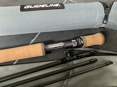 Guideline LPXe Switch 11ft 7/8 Fly Rod Trout Salmon • 320£