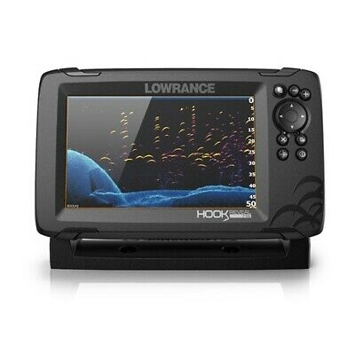 Lowrance Hook Reveal 50/200 7 HDI NEW Fishing Fish Finder - X5005 • 422.99£