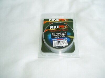 Pike Pro Easy Twist 7 Strand Trace Wire • 4£
