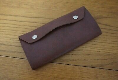 Leathercloth Hook Or Rig Wallet..  • 10.50£