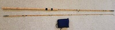 Built Cane Light Float Rod.  The StreamLine 9ft. • 110£