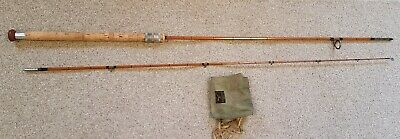 Hardy Wanless 6lb Spin Rod. 7ft 1in. Original Condition. • 65£