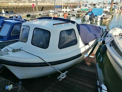 Cheverton Champ 18ft Fishing/Work Boat • 4,500£