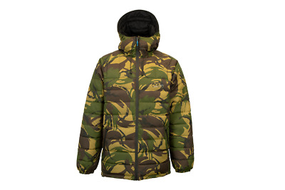 Aqua Products Reversible DPM Jacket / Carp Fishing Clothing • 149.99£