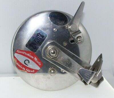 BNIB Vintage Alvey 40-C1 Side Cast Fishing Reel • 26£