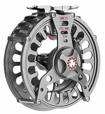 Greys New GTS800 Trout & Salmon Freshwater Fly Fishing Reels Or Spare Spools • 148.98£