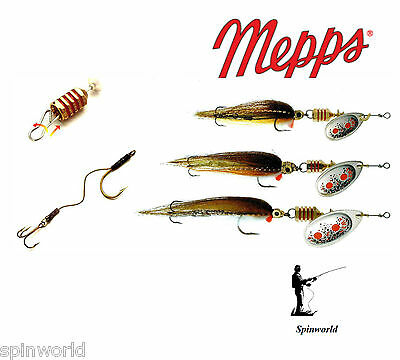 Mepps Aglia TW Streamer VARIETY SIZES & COLOURS  • 6.70£