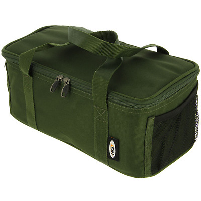 Carp Fishing Insulated Brew Kit Cool Bag Carryall For Kettle Ngt • 13.95£