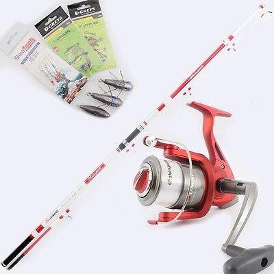 VMO Sea Fishing Starter Outfit - 10' Surf/Pier • 54.99£