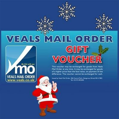 Veals Mail Order Sea Fishing • 15£