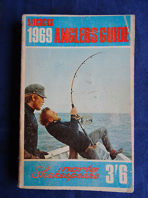 A Vintage Allcocks Advertising Fishing Catalogue For 1969 • 13.99£