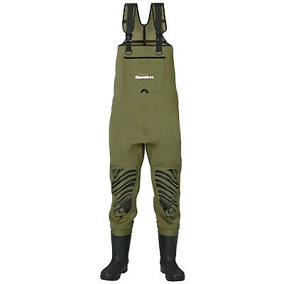Snowbee Classic Neoprene Chest High Fishing Waders • 99.99£
