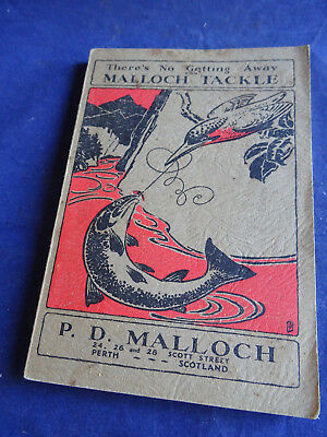 A Scarce Vintage P D Malloch Advertising Catalogue Season 1933/34 • 39.99£