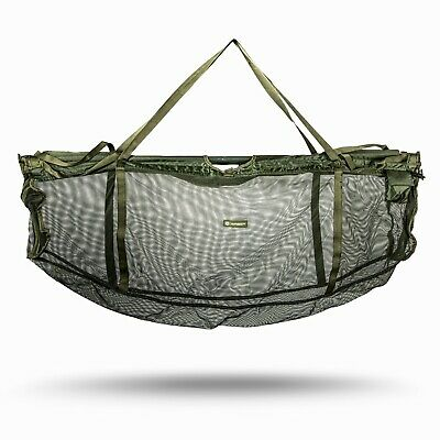 Saber Floating Mesh Weigh Sling Fishing Flotation Bag Retention Fish Tackle UK • 29.99£