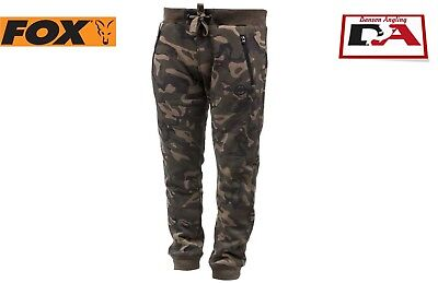 Fox Lined Camo Joggers Special Edition *All Sizes* Carp Fishing Clothing • 37.99£