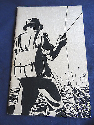 A Scarce Vintage Holbrow & Co Pre War Fishing Catalogue • 23.99£