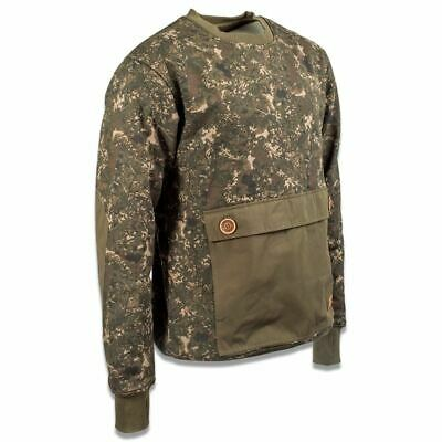 Nash ZT Camo Heavyweight Jumper / Carp Fishing Clothing • 79.99£