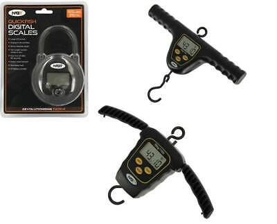 NGT Fishing Digital Scale 3 Models Available-55LB/25Kg To110LB/50Kg Capacity • 19.89£
