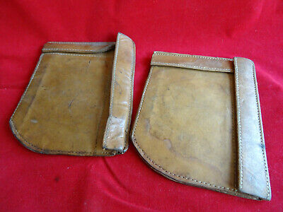 A Pair Of Vintage Paley Fly Fishing Cast Pouches • 34.99£