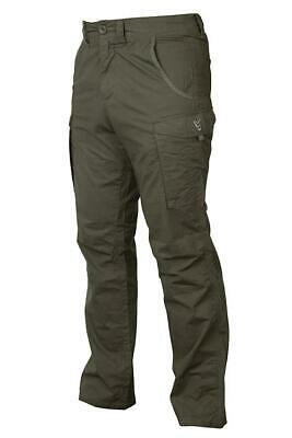 Fox Collection Combats Green Silver / Carp Fishing Clothing • 32.99£