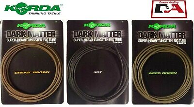 Korda Dark Matter Tungsten Tubing All Colours Available New • 5.99£