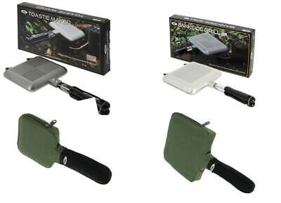 NGT XL STD Toastie Makers Outdoor Camping Fishing Compact Sandwich-10 Models • 25.99£