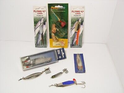 Vintage Collection Abu & Other Fishing Lures - New Old Stock • 20£