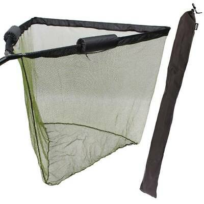 LARGE LANDING NET CARP PIKE FISHING With DUAL NET FLOAT SYSTEM 42 INCH NGT  • 19.99£
