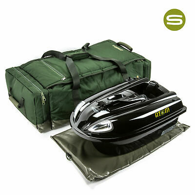 Saber Bait Boat Bag Medium Fishing Padded Carp Carryall Carry Luggage Tackle UK • 59.99£