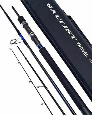 Daiwa Saltist Travel 6'5  28-84g 4pc / Travel Fishing Spinning Rod • 158£
