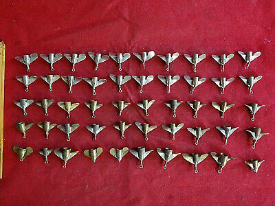 Large Collection Of Approx 50 Vintage Old Factory Stock Small Phantom Heads • 39.99£