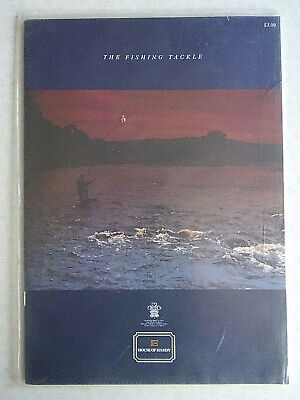 Vintage Hardy Advertising Fishing Catalogue Anglers Guide For 1992 • 13.99£