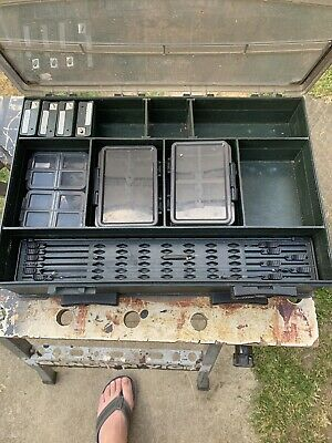 Fox Double Sided Tackle Box  • 10.50£