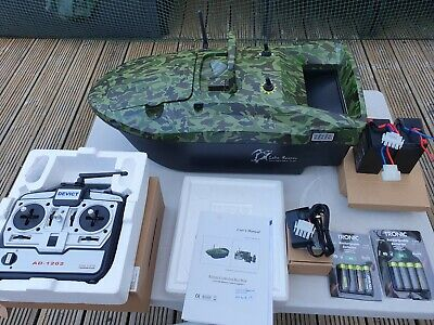 Lake Reaper Remote Controlled Bait Boat - Unused / Brand New • 255£